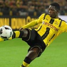 Усман Дембеле признан лучшим игроком Бундеслиги в декабре