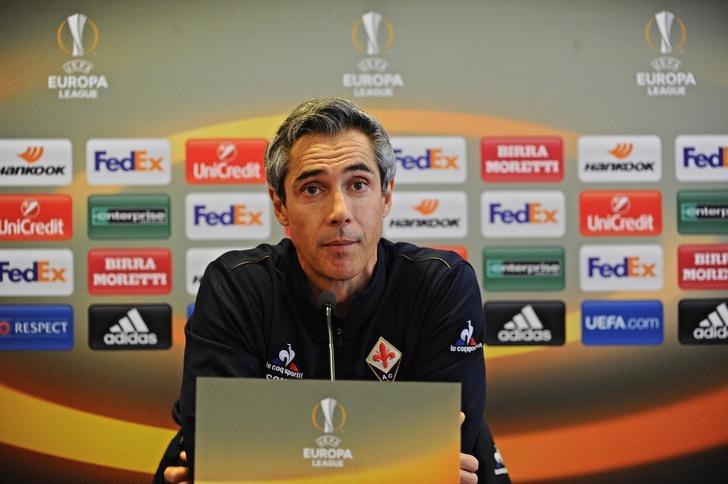 Паулу Соуза на прес-конференции