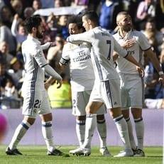 """Реал Мадрид"" уничтожил ""Гранаду"""