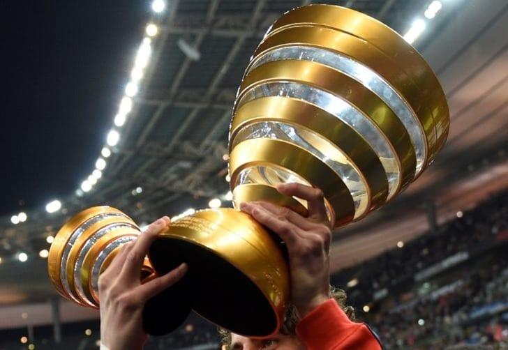 Трофей Кубка французской лиги, AFP