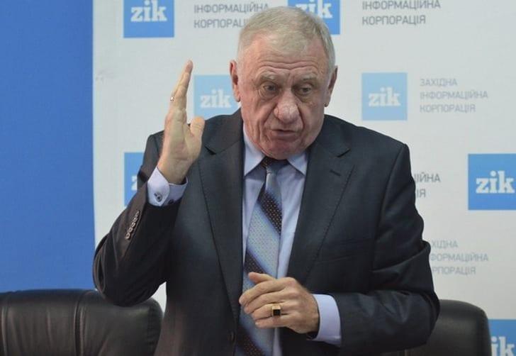 Юрий Дячук-Ставицкий, zik.ua