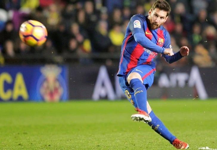 Месси: благодаря усилиям ижеланию «Барселона» вышла вчетвертьфинал