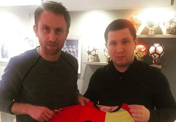 Хавбек «Ворсклы» Кобахидзе перешел вклуб изпервой лиги Турции