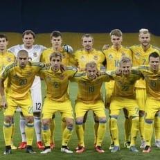 Украина сохранила 30-е место в рейтинге ФИФА