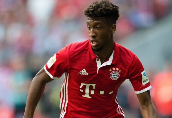 «Бавария» заверила «Ювентус», что выкупит трансфер Комана