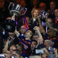 Состоялась жеребьевка четвертьфинала Кубка Испании