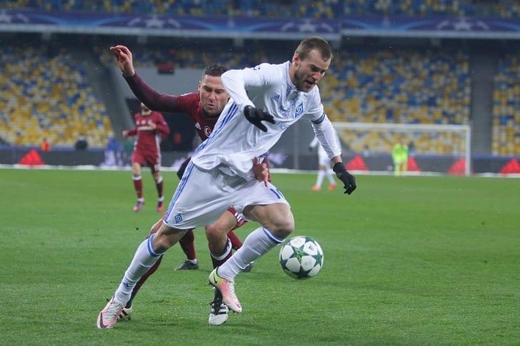 Ребров: «Сейчас для Ярмоленко время уходить в превосходный клуб»