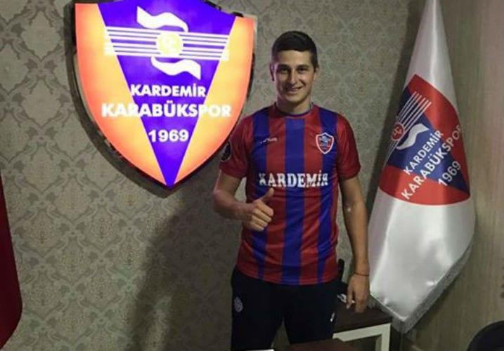 Андрей Близниченко перешел в«Карабюкспор»
