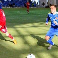 Украина U-17 уступила Литве