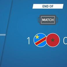 ДР Конго переиграла Марокко