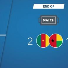 Камерун с трудом побеждает