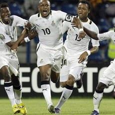 Гана минимально обыграла Уганду