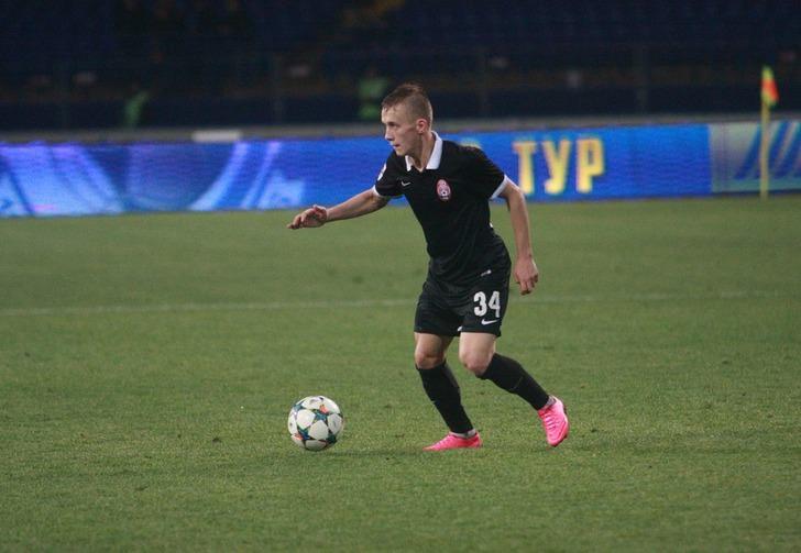 Иван Петряк, фото с сайта ua-football.com