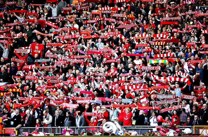 """Болельщики """"Ливерпуля"""", Getty Images"""