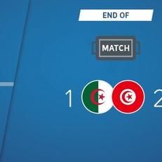 Тунис переиграл Алжир
