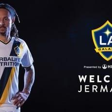 """Официально: Джермейн Джонс - игрок """"Лос-Анджелес Гэлакси"""""""