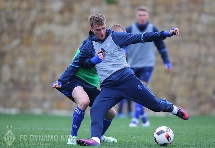 Форвард киевского «Динамо» Гладкий перейдет в«Аланьяспор»