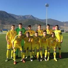 Украина U-16 завоевала бронзовые медали на Кубке Эгейского моря