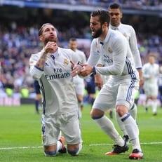 """Реал Мадрид"" с трудом переиграл ""Малагу"""