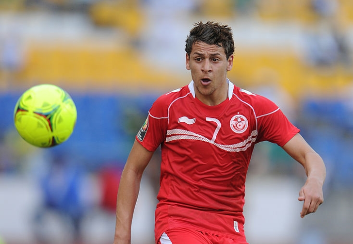 Динамо заинтересовалось полузащитником сборной Туниса
