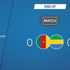Габон и Камерун победителя не выявили