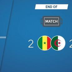 Алжир покидает Кубок африканских наций