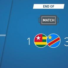 ДР Конго выходит в плей-офф с первого места