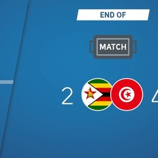 Тунис выходит в 1/4 Кубка Африки