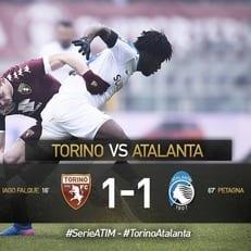 """""""Торино"""" и """"Аталанта"""" поделили очки"""