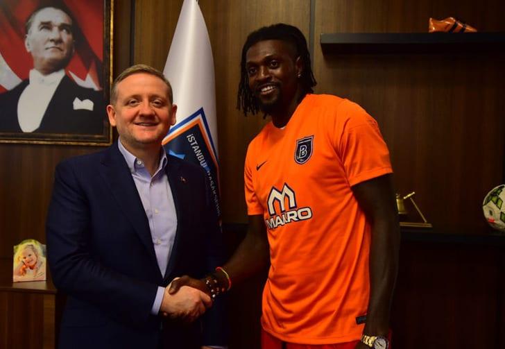 Адебайор стал игроком «Истанбула»
