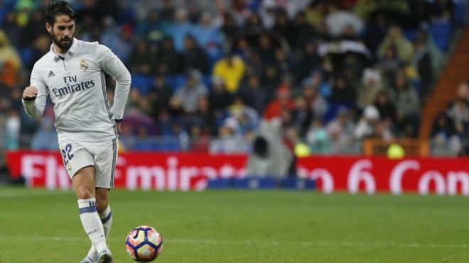 «Барселона» заинтересована вуслугах Иско