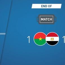 Египет вышел в финал Кубка Африки
