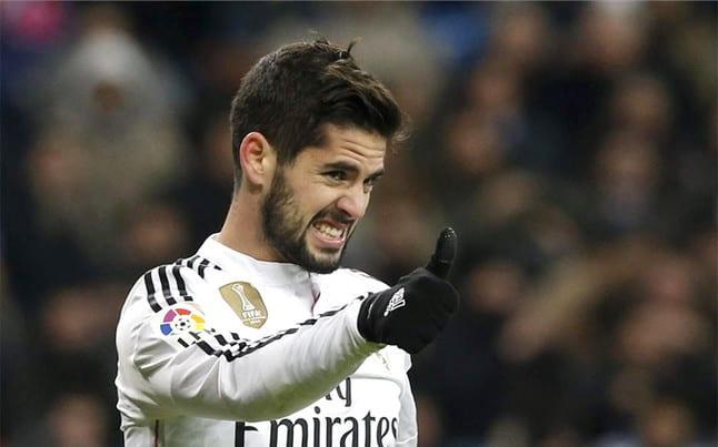 Иско отказался отпродления договора с«Реалом» иможет перейти в«Барселону»