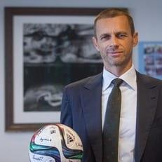 УЕФА ограничил срок правления президента до 12 лет