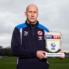 Стам признан лучшим тренером Чемпионшипа в январе