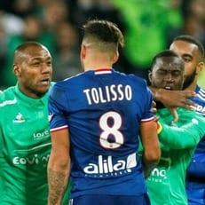 Толиссо дисквалифицирован на два матча