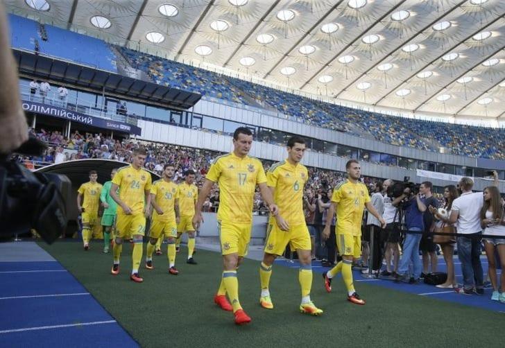 РФобновила антирекорд, спустившись на61-е место врейтинге ФИФА