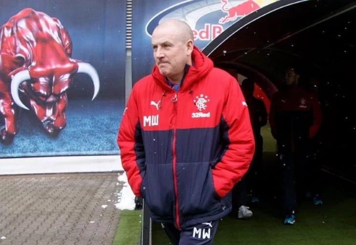 «Рейнджерс» сократил основного тренера