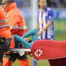 """""""Барселона"""" сможет дозаявить защитника из-за травмы Видаля"""