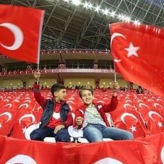 Турция намерена подать заявку на проведение Евро-2024