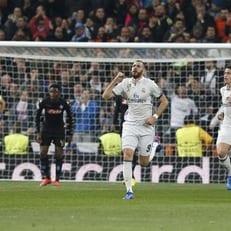 """""""Реал Мадрид"""" пропустил самый быстрый гол в домашнем матче ЛЧ с 2007 года"""
