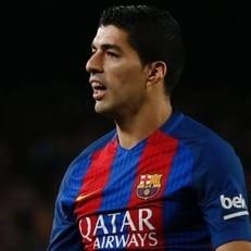 Луис Суарес пропустит финал Кубка Испании