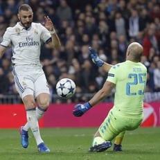 """Реал Мадрид"" переиграл ""Наполи"""