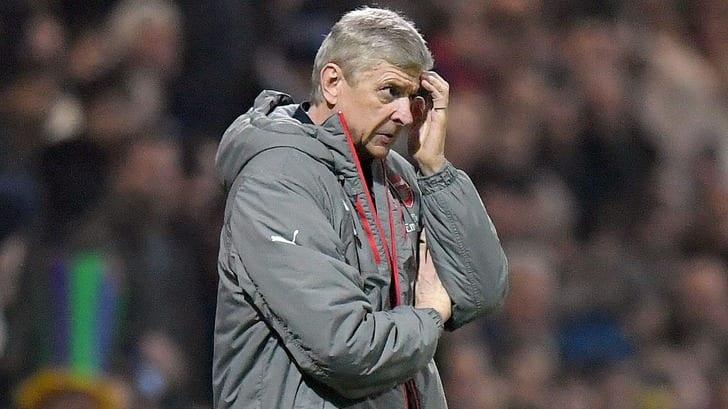 Арсену Венгеру угрожает увольнение после разгромного поражения «Арсенала»