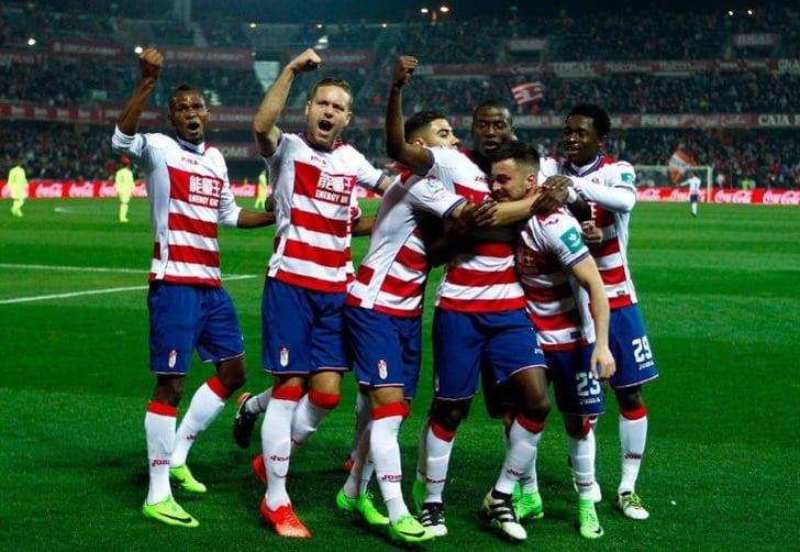 Футболисты «Гранады» разгромили «Бетис» вчемпионате Испании
