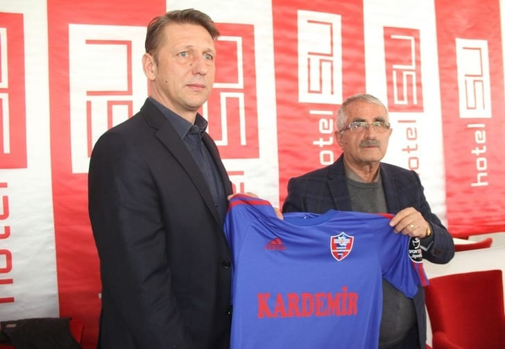 Зоран Баришич— новый главный тренер Карабюкспора