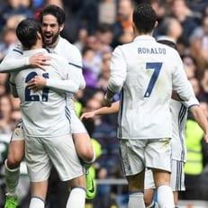"""""""Реал Мадрид"""" без проблем победил """"Эспаньол"""""""