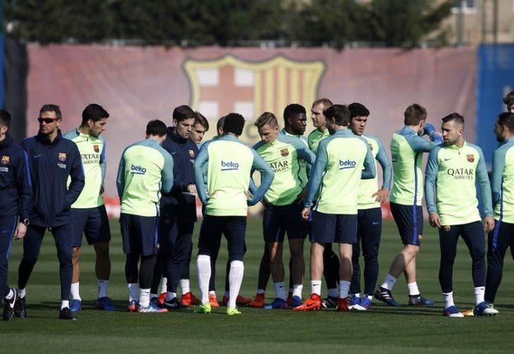«Барселона» обыграла «Леганес» врамках испанской Примеры