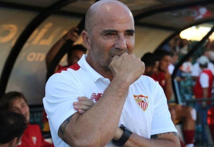 «Севилья» предложила Хорхе Сампаоли новый договор