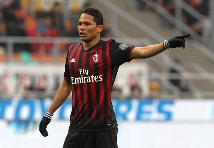 Карлос Бакка может покинуть «Милан» уже вконце зимы